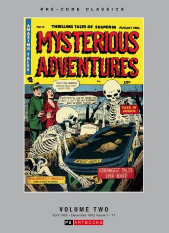 Pre-Code Classics Mysterious Adventures  Volume 2